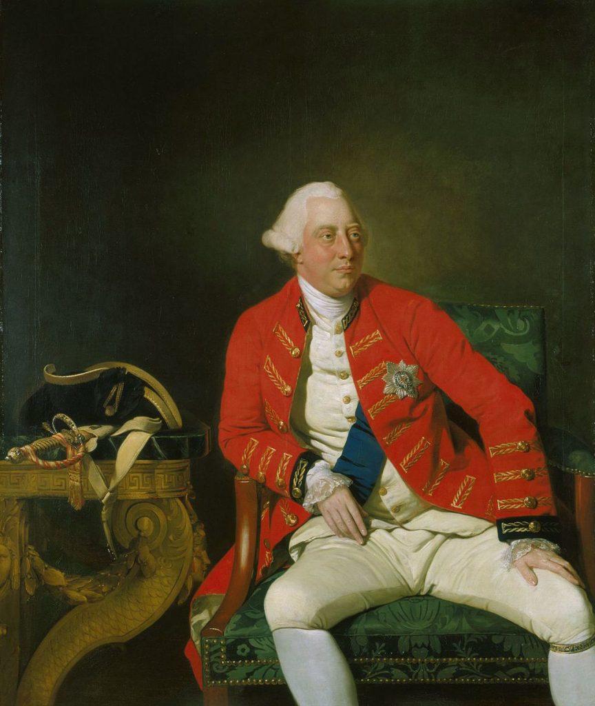 George III. von England