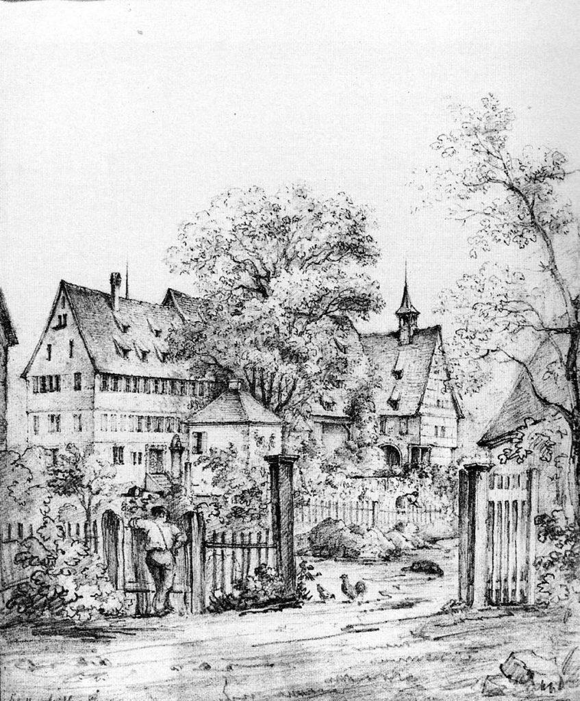 Hölderlin Geburtshaus