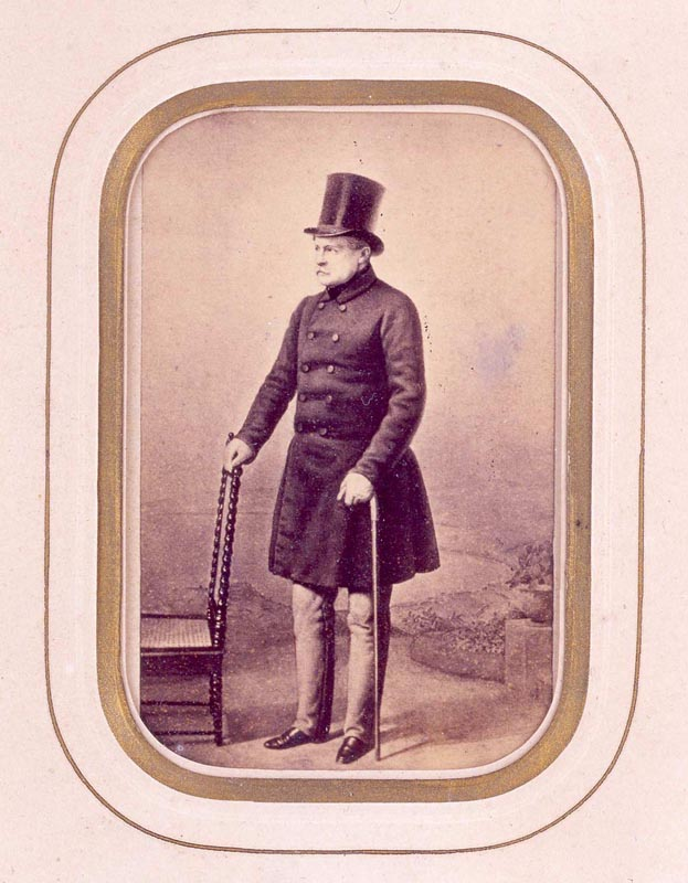 König Wilhlem I. von Württemberg