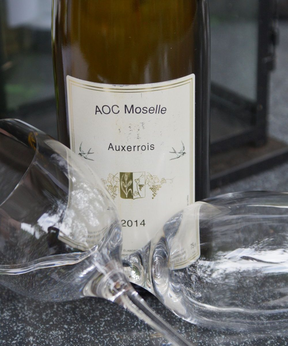 Auxerrois Weingut Sommy AOC Moselle