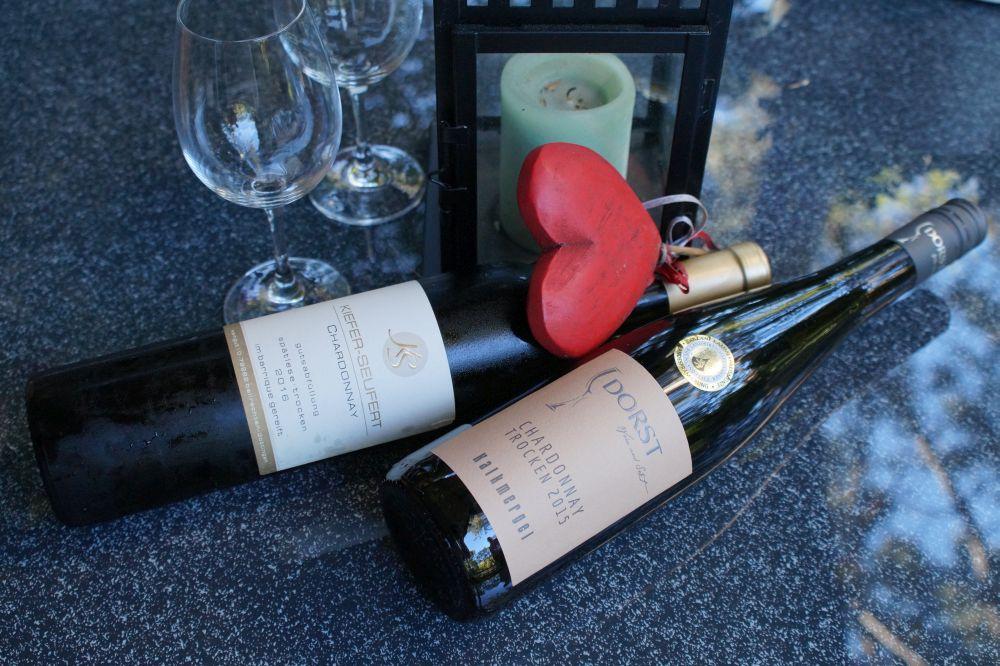 Chardonnay der Weingüter Kiefer und Dorst