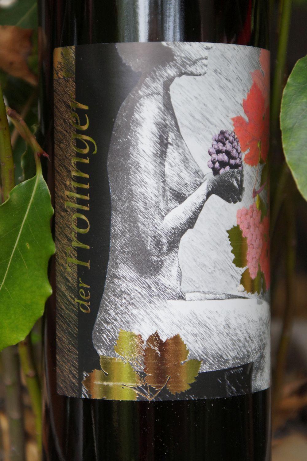 Trollinger aus Evas Hand - Weingut Golter