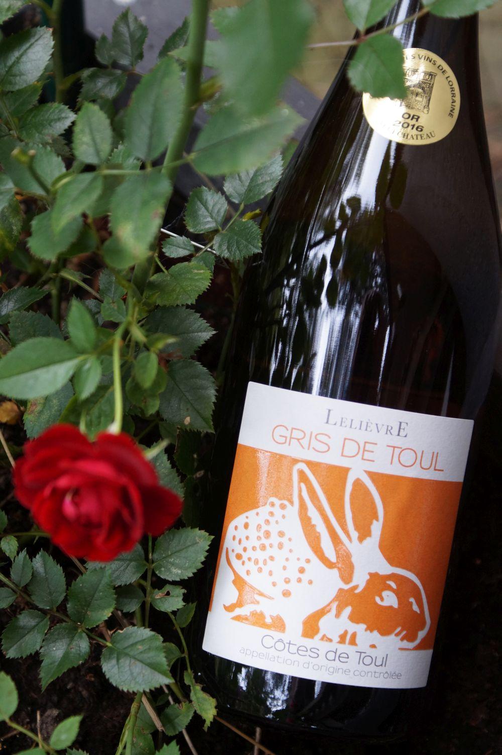 Gris de Toul vom Weingut Lelièvre