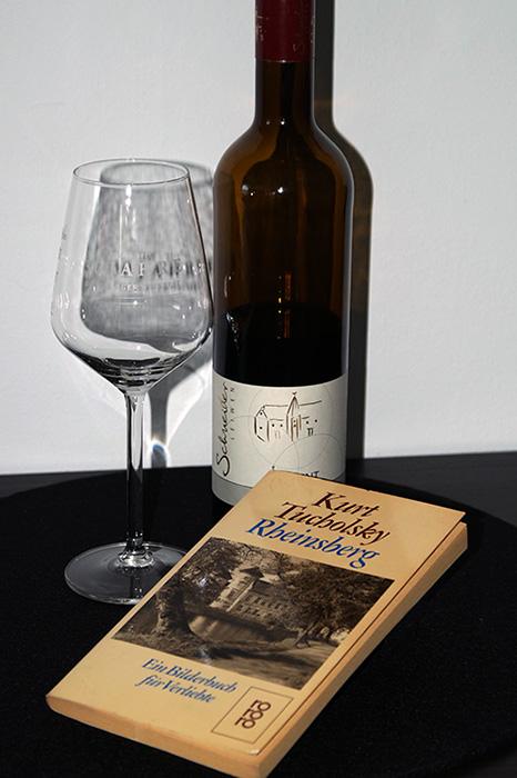 Wein und Prosa: Kurt Tucholsky