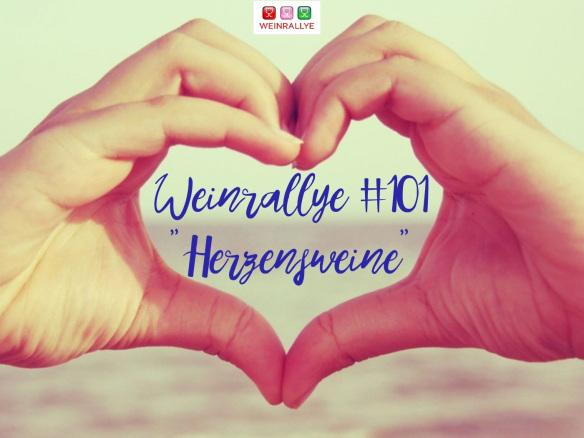 Weinrallye #101 Herzensweine