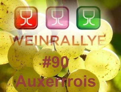 Logo Weinrallye #90 Auxerrois