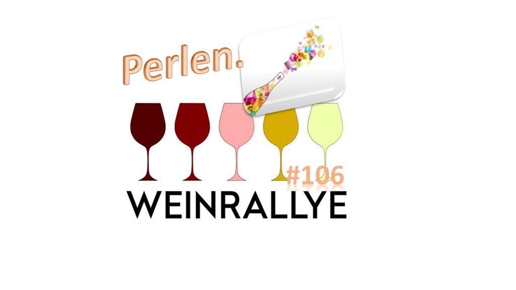 Weinrallye #106 Perlen - Logo Royaler Sekt - Judith Dorst