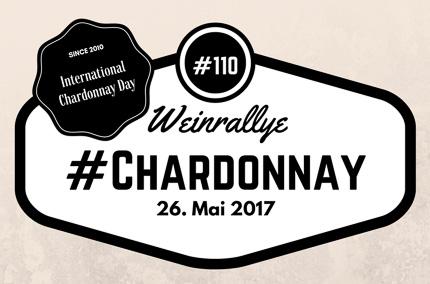 Weinrallye #110 Chardonnay - Logo